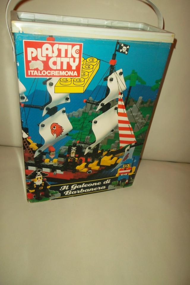 PLASTIC CITY-ITALOCREMONA, IL GALEONE DI BARBANERA. NUOVO. 06510