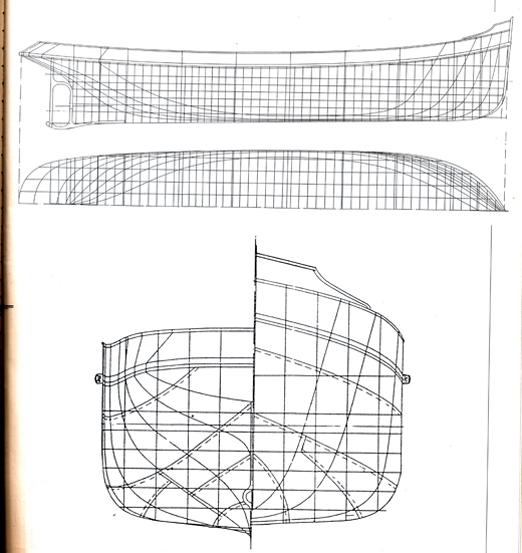 Passo passo costruzione lancia da piano di costruzione Lancia10