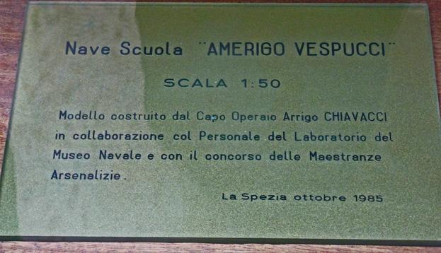 amerigo - Nave Amerigo Vespucci Vespmu12