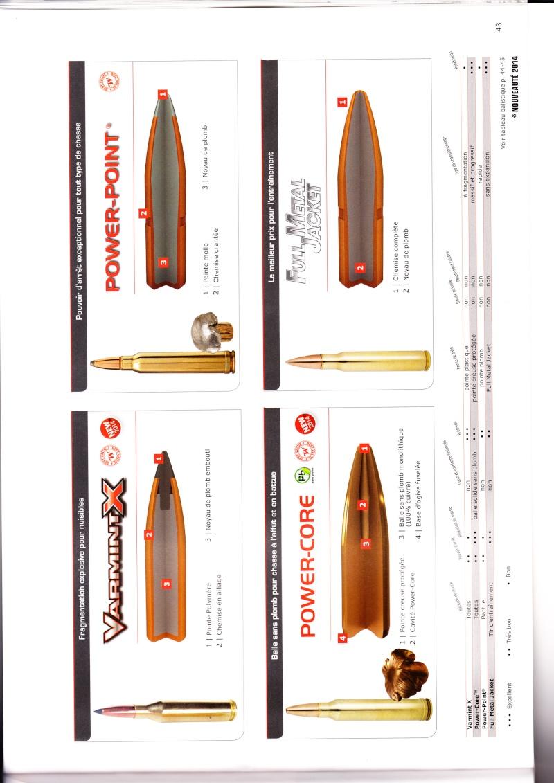 tableaux balistique winchester,balles fusil  Img_0012