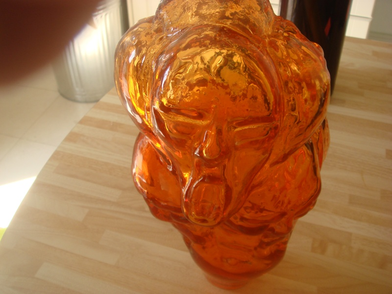 """""""Screaming Faces""""...Very Heavy Glass..but what is it ? Copie113"""