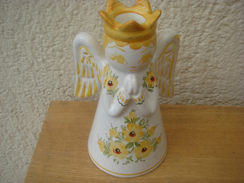 Heavenly Angel Candlestick...Continental ?? Copie147