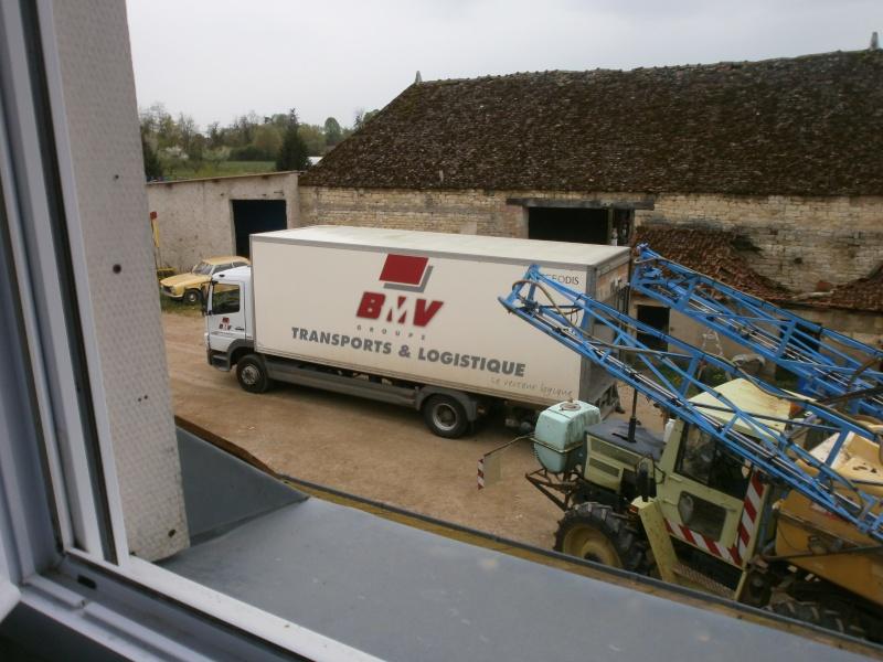 BMV Transport & Logistique (Saint Priest, 69) P4260210