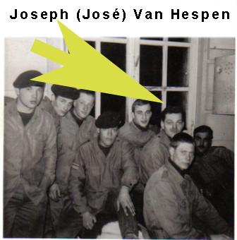 Joseph (José) Van Hespen, du 1er Bataillon Para-Commando de Diest Van_he10