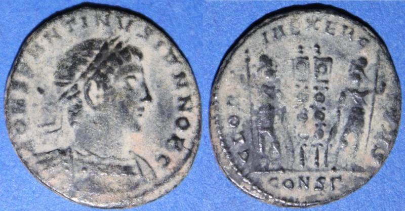 Les Portes, les GE, les louves et les autres monnaies - Page 4 0812