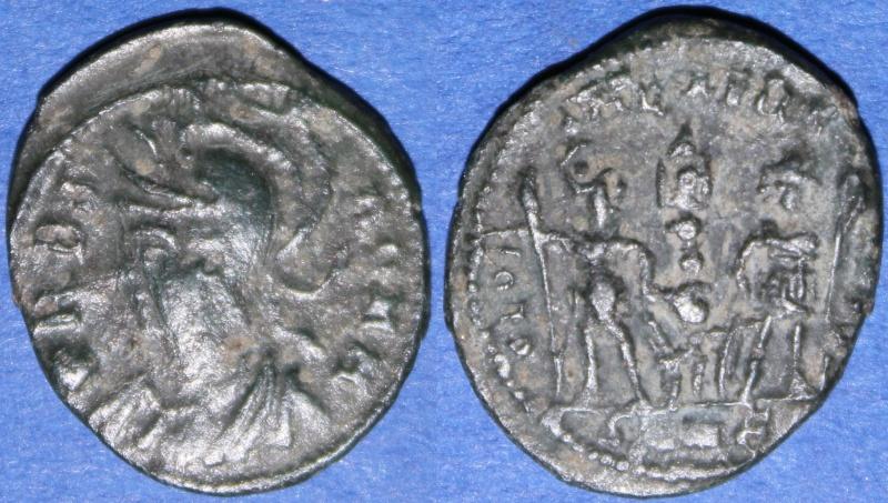 Les Portes, les GE, les louves et les autres monnaies 1610