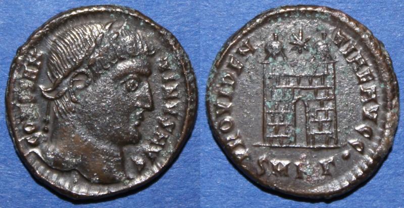 Les Portes, les GE, les louves et les autres monnaies 1810