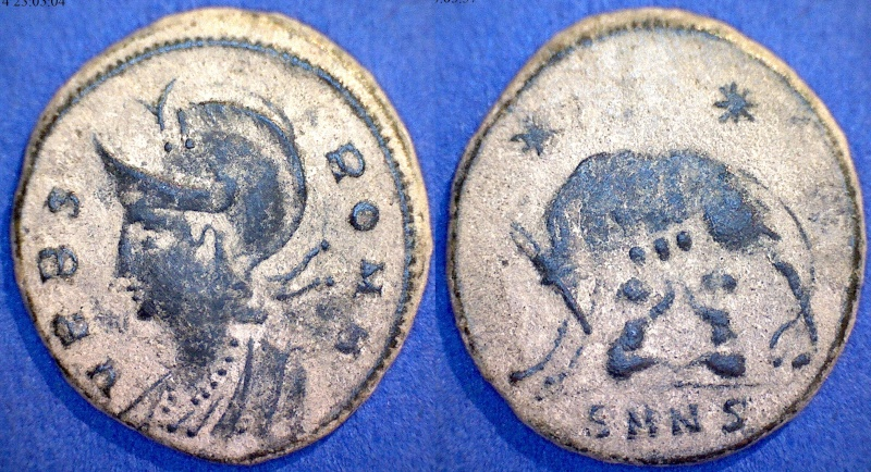 Les Portes, les GE, les louves et les autres monnaies - Page 6 35410