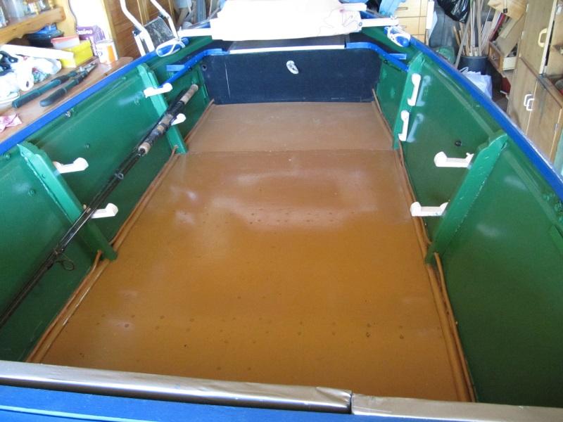 Nouvelle rénovation ..ex barque pliante Img_0038