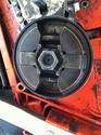 Come posso smontare la frizione mts Dolmar ps 6800 i 00112