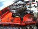 Come posso smontare la frizione mts Dolmar ps 6800 i 00310