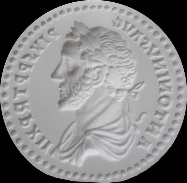 Mon projet : réaliser des reproductions de monnaies antiques - Page 2 Matric10
