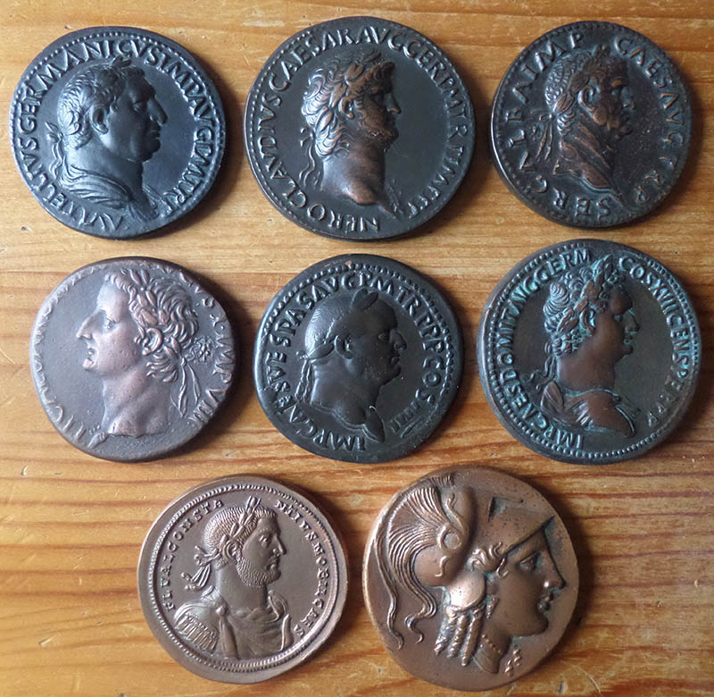 Des monnaies en 3D ! Mydail11