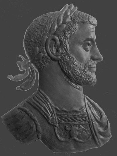 Mon projet : réaliser des reproductions de monnaies antiques - Page 3 Probus11