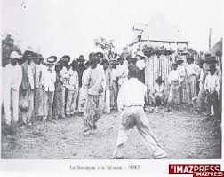 Moringue : Danse guerrière Images96