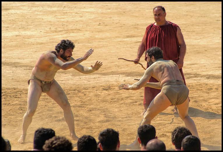 MMA : Mixed martial arts Pancra11