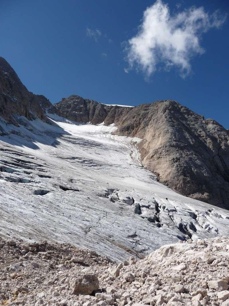 I ghiacciai delle Dolomiti - Pagina 2 P1070313