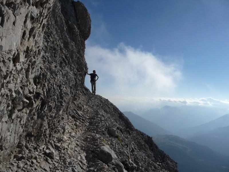 Sentiero Claudio Costanzi e Bivacco Fratelli Bonvecchio (Dolomiti di Brenta) P1070410