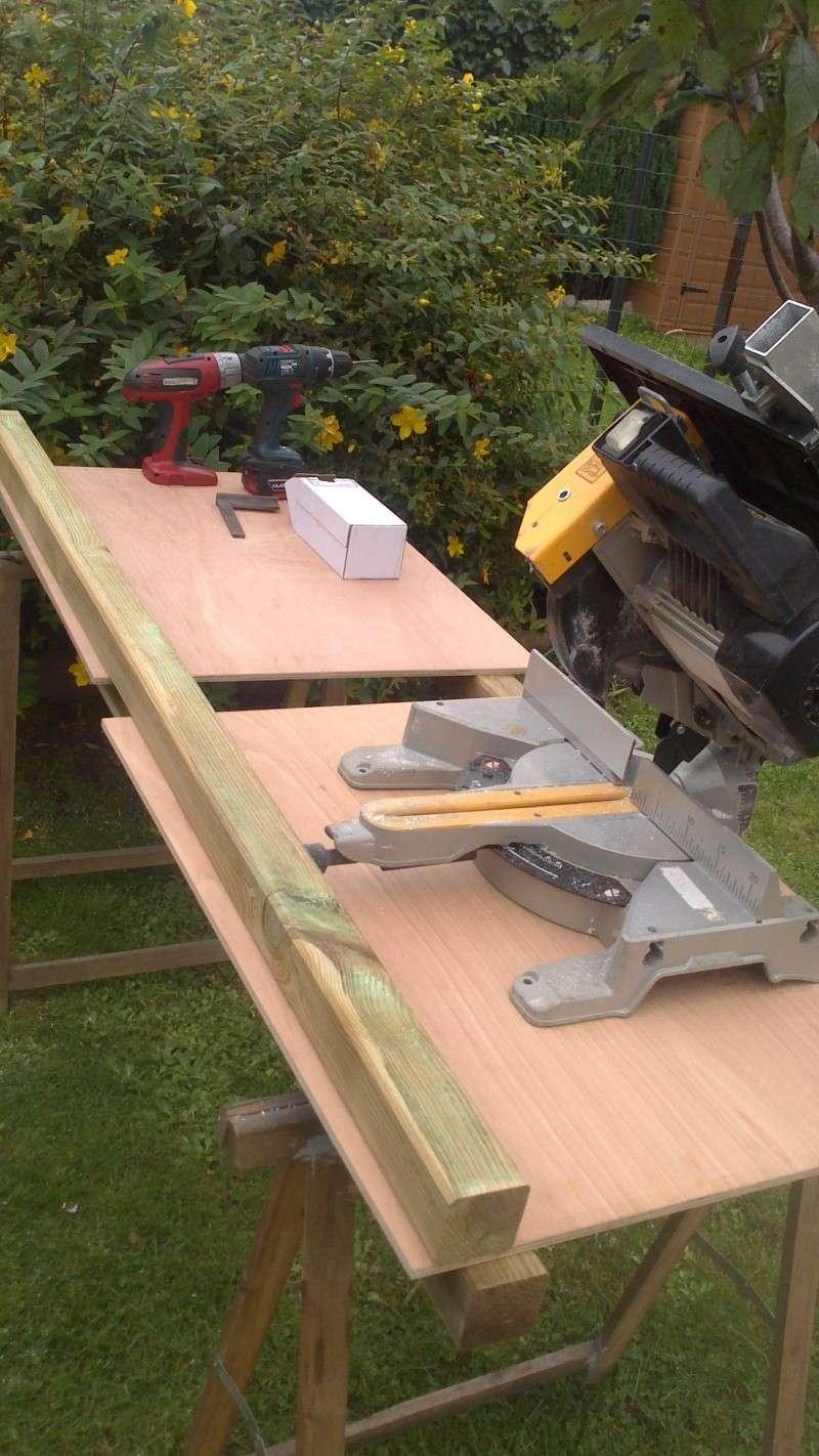Fabrication cabane pour chat  Dsc_0522