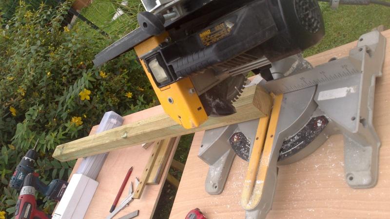 Fabrication cabane pour chat  Dsc_0524