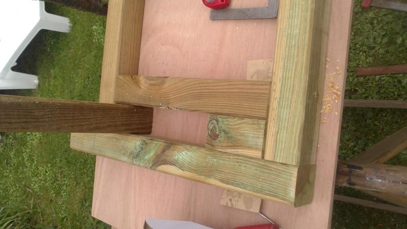 Fabrication cabane pour chat  Dsc_0527