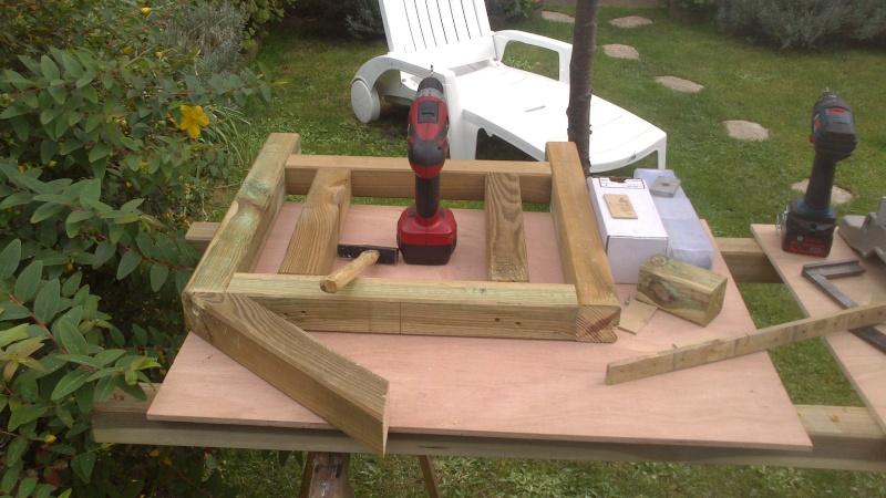 Fabrication cabane pour chat  Dsc_0528