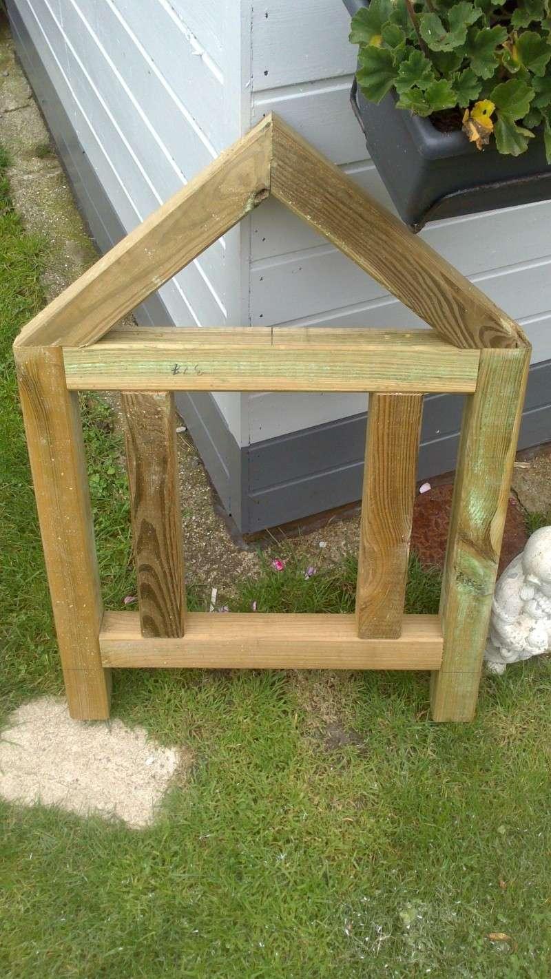 Fabrication cabane pour chat  Dsc_0529