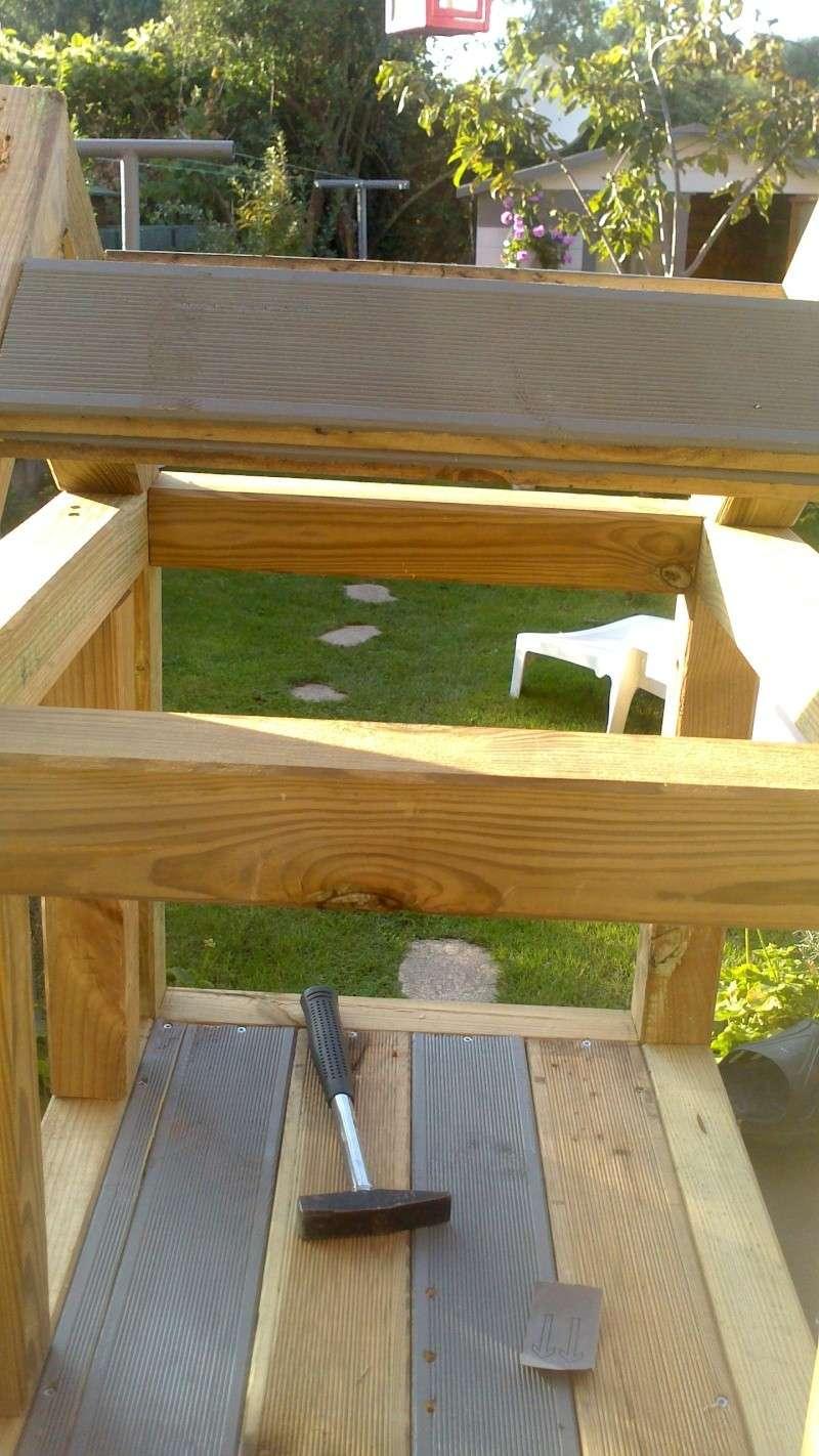 Fabrication cabane pour chat  Dsc_0613