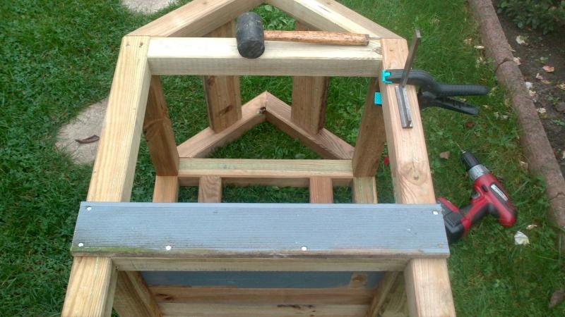 Fabrication cabane pour chat  Dsc_0614