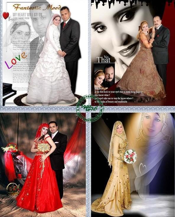 Great كولكشن روعه لخلفيات الزفاف psd لعام 2013  999910