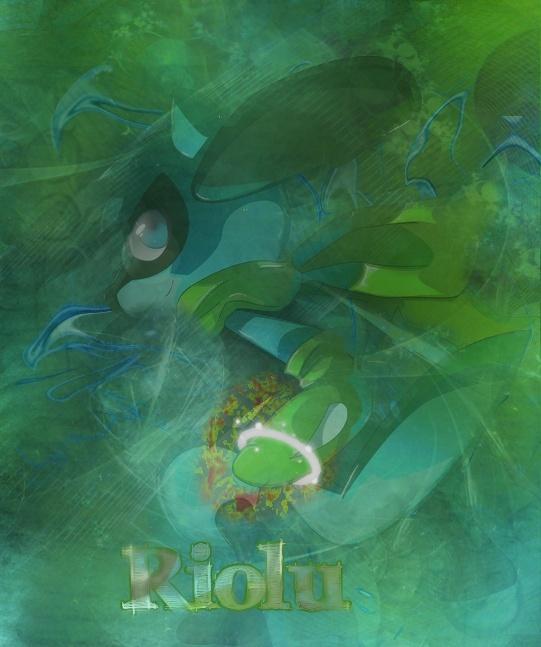 My galerie au pokemon à_à Riolu110