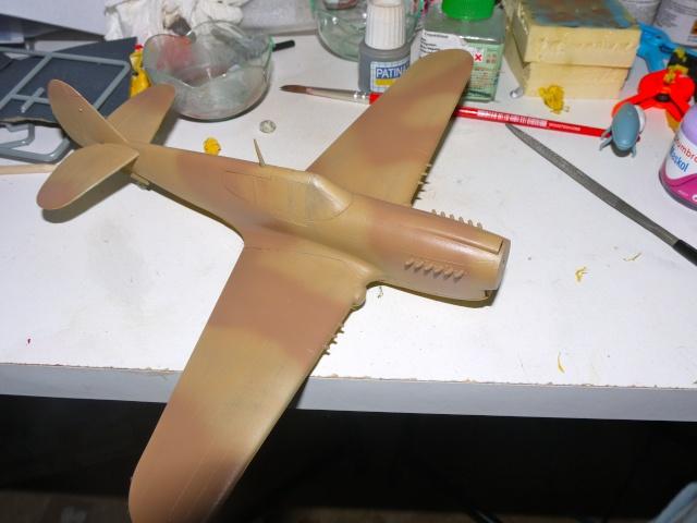 Curtiss P-40 M - 1/48 - Hobby Boss P1010614