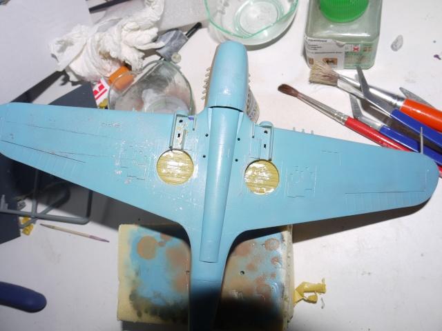Curtiss P-40 M - 1/48 - Hobby Boss P1010616