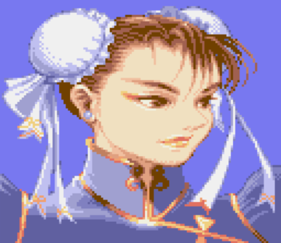 Vs Game [Game Characters] Chunli10