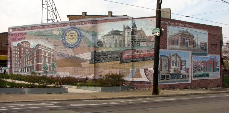 STREETVIEW : les fresques murales de Philadelphie  - Page 12 Belmon10