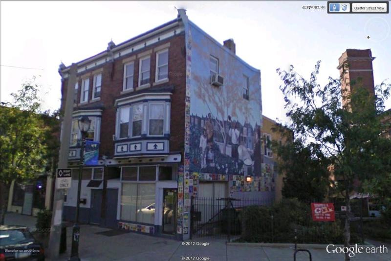 STREETVIEW : les fresques murales de Philadelphie  - Page 13 Cedar_10