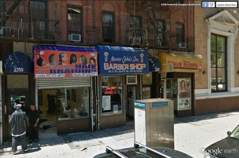 STREET VIEW : les façades de magasins (Monde) - Page 3 Coiffr10