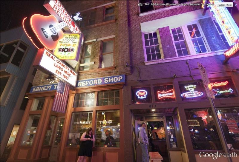 STREET VIEW : les façades de magasins (Monde) - Page 3 Ernest10