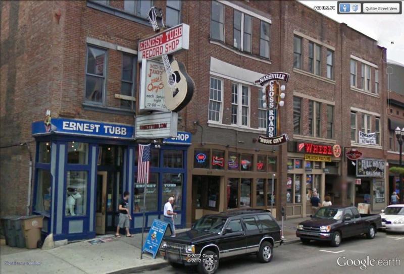 STREET VIEW : les façades de magasins (Monde) - Page 3 Guitar10