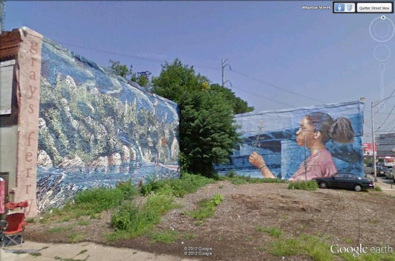 STREETVIEW : les fresques murales de Philadelphie  - Page 13 Histor12