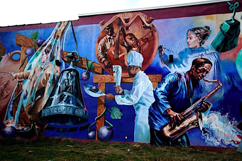STREETVIEW : les fresques murales de Philadelphie  - Page 12 Img_0910