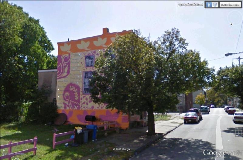 STREETVIEW : les fresques murales de Philadelphie  - Page 13 Jewels11