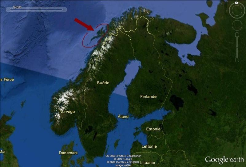 Skier jusqu'à la mer (ou presque) Lofote13