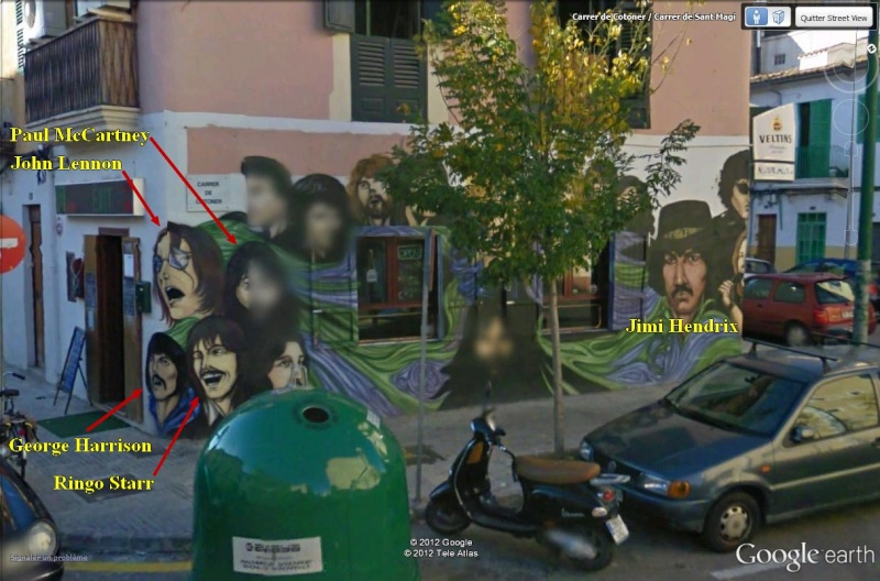 STREET VIEW : les fresques murales - MONDE (hors France) - Page 12 Palma10