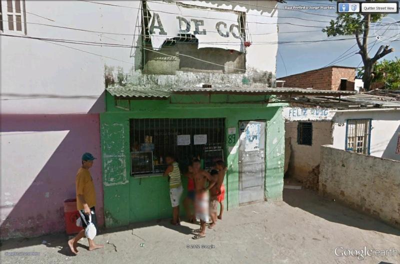 STREET VIEW : les façades de magasins (Monde) - Page 3 Recife10