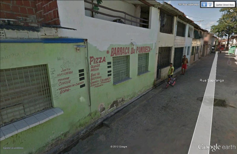 STREET VIEW : les façades de magasins (Monde) - Page 3 Recife12