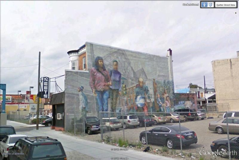 STREETVIEW : les fresques murales de Philadelphie  - Page 12 Street10