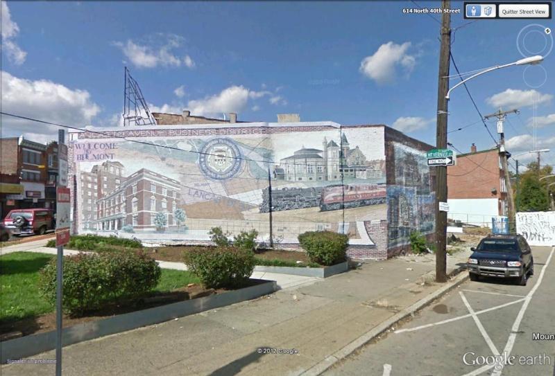 STREETVIEW : les fresques murales de Philadelphie  - Page 12 Tracin10