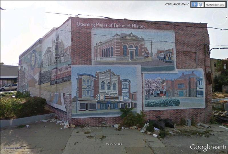 STREETVIEW : les fresques murales de Philadelphie  - Page 12 Tracin11