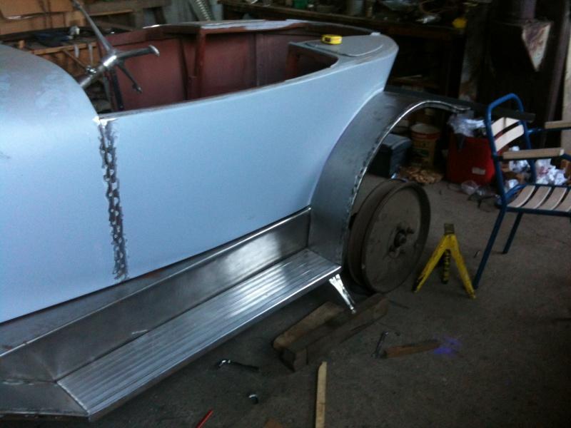 restauration trefle C3 3510